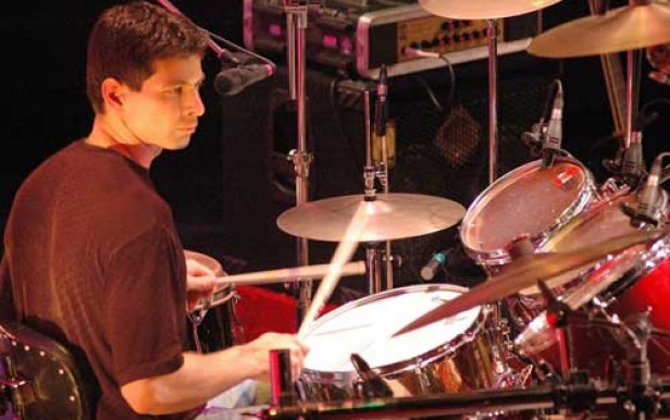 Arun with Drumming