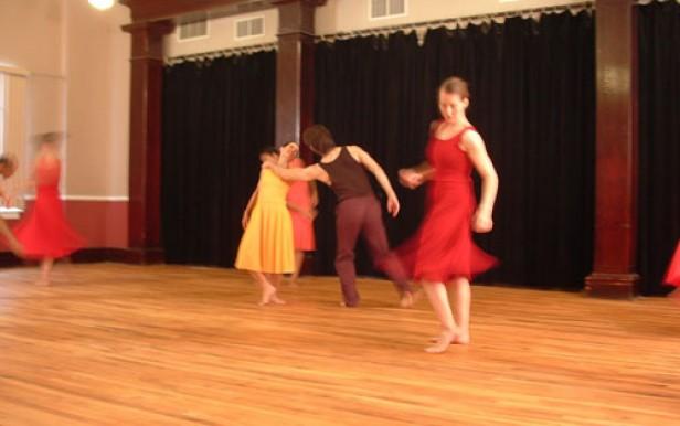 Arun with Modern Dance